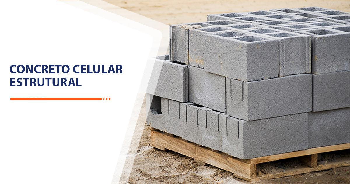 Concreto Celular Estrutural Santos