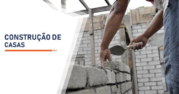 Construção de Casas Econômicas Santos