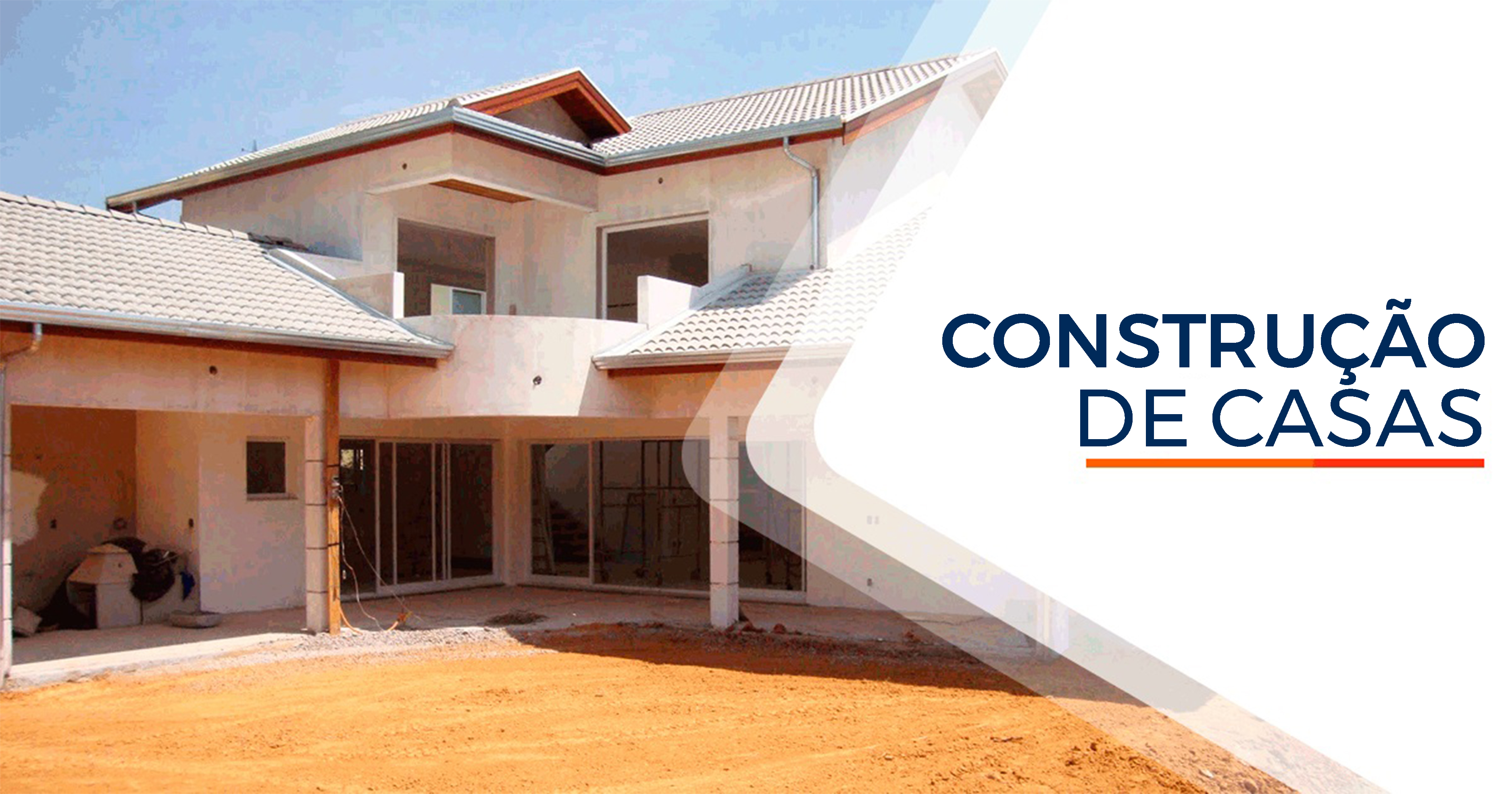 Construção de Casas Santos