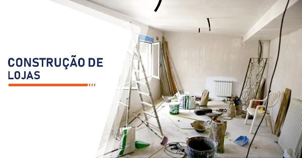 Construção de Loja Santos