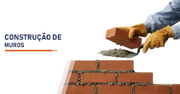 Construção de Muros Santos