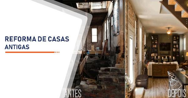 Reforma de Casa Velha Santos